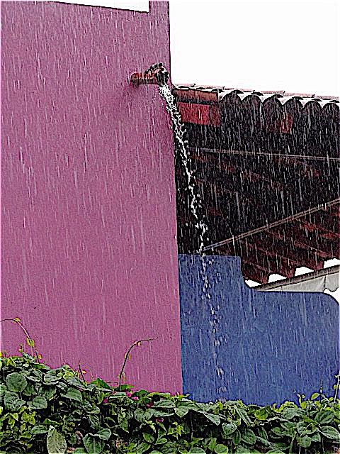 Rainspout