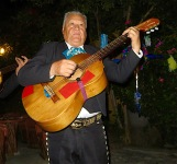 Still superb in his 50th year as a mariachi.