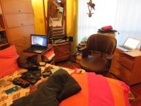 My new office/bedroom/sanctuary.
