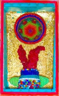 The sacred amaranth