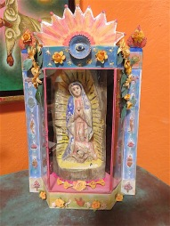 This one Mexican combined with a general mysticism.