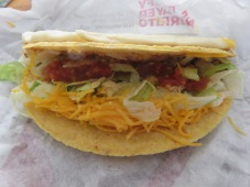 Peek into your taco