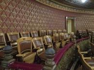 Seats in the Juarez Theater/Opera House