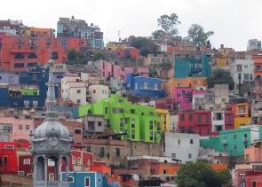 More color. More hills.