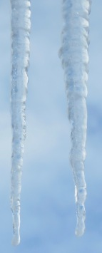 and icicles