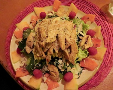 Becky's chicken salad.