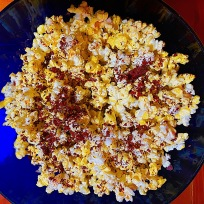 Popcorn with Toppings