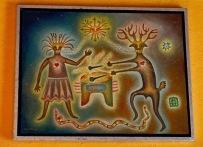 A Huichol motif